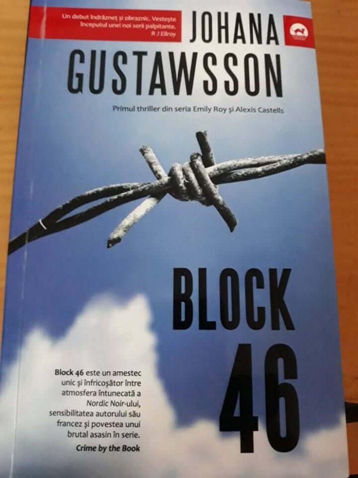 Block 46 - Johana Gustawsson