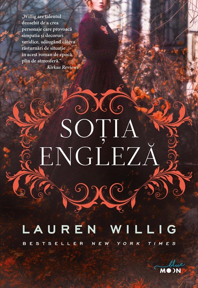 Soţia engleză - Lauren Willig - Editura Litera