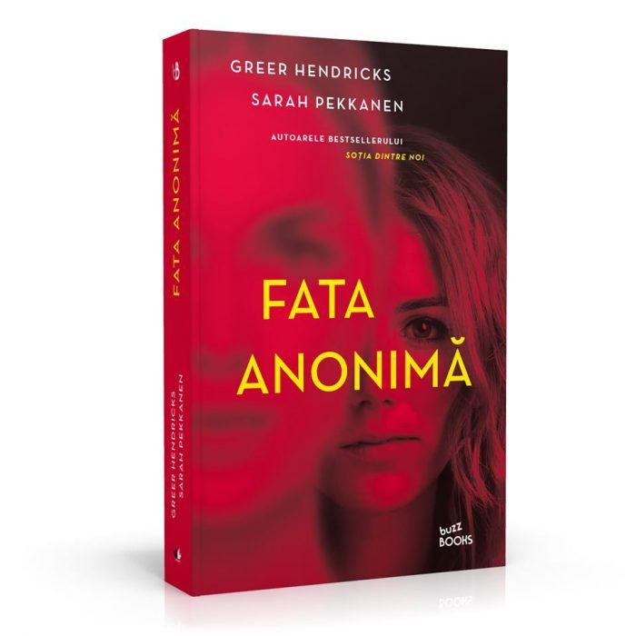 Fata anonimă - Greer Hendricks - Sarah Pekkanen