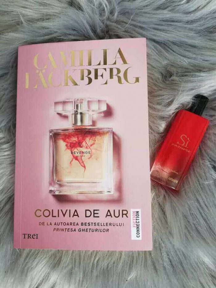 Colivia de aur - Camilla Lackberg - Editura Trei – recenzie