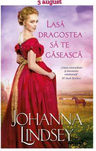 Lasă dragostea să te găsească - Johanna Lindsey - Seria Familia Reid