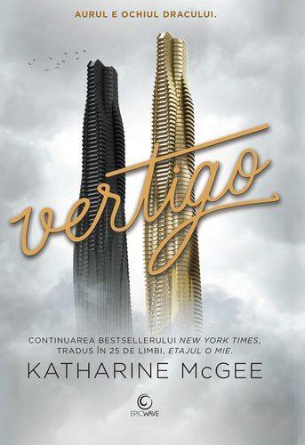 Vertigo - Katharine McGee - Editura Epica