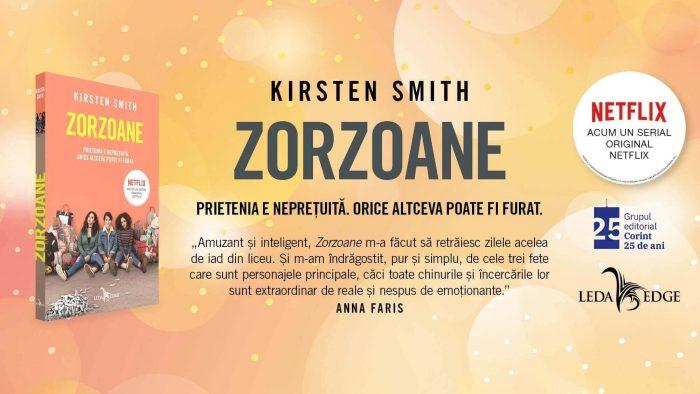 Zorzoane - Kirsten Smith - Leda Edge - prezentare