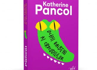 Ochii galbeni ai crocodililor de Katherine Pancol