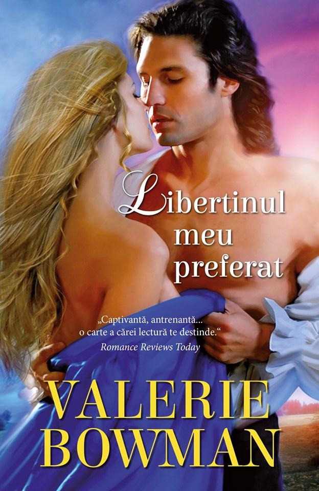 Libertinul meu preferat de Valerie Bowman