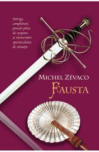 Michel Zevaco - Opere -Cavalerii Pardaillan -Fausta