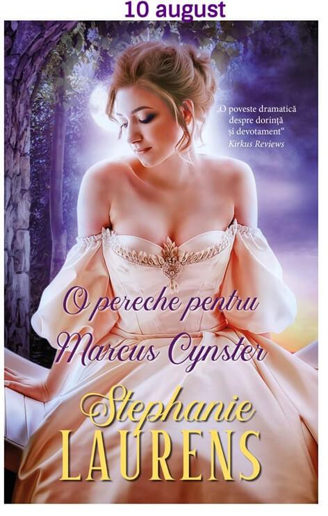 O pereche pentru Marcus Cynster - Stephanie Laurens