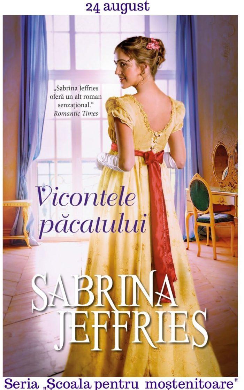 Vicontele păcatului de Sabrina Jeffries