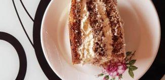 Pastă de ouă - Spată de porc la cuptor - Tort cu nucă