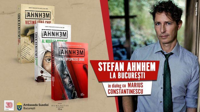 Stefan Ahnhem - Vino să îl întâlnești, pe 6 octombrie