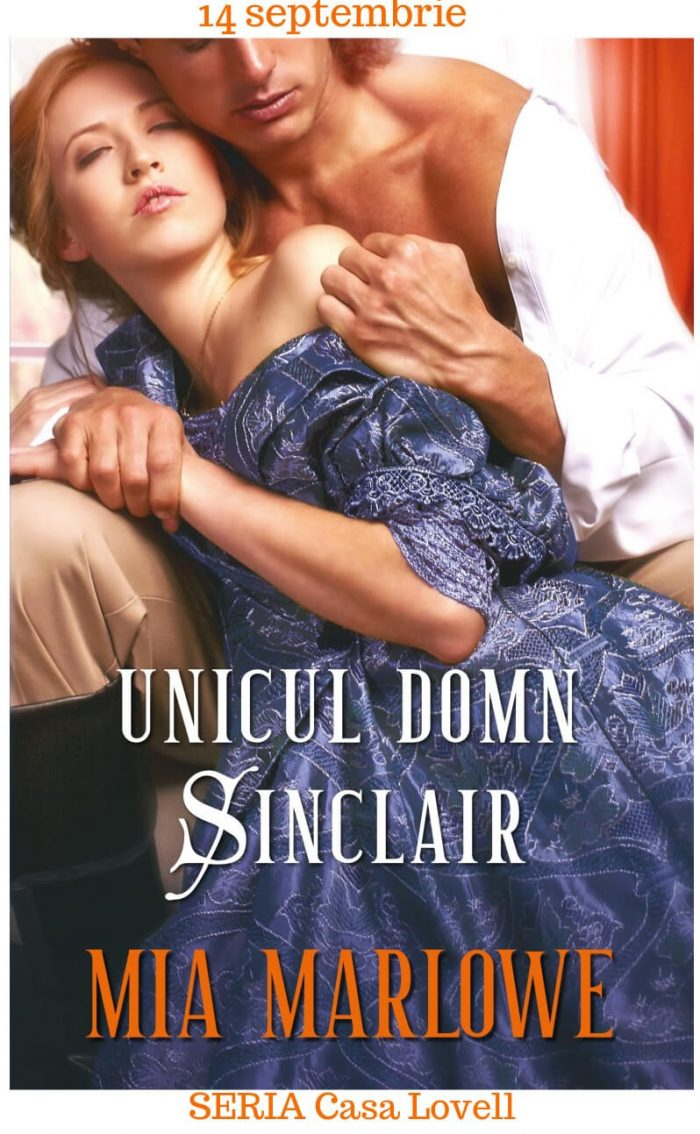 Unicul domn Sinclair de Mia Marlowe