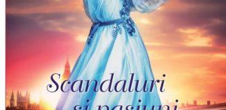 Scandaluri şi pasiuni de Sabrina Jeffries