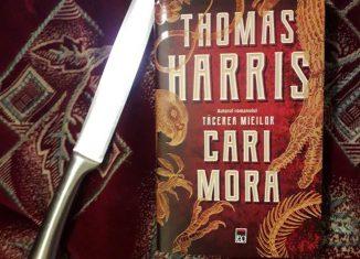 Cari Mora de Thomas Harris