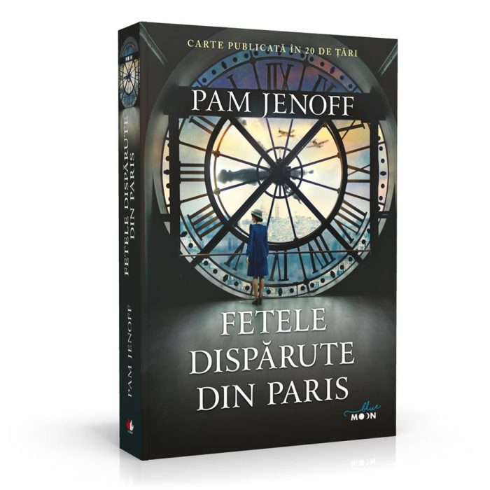 Fetele dispărute din Paris de Pam Jenoff