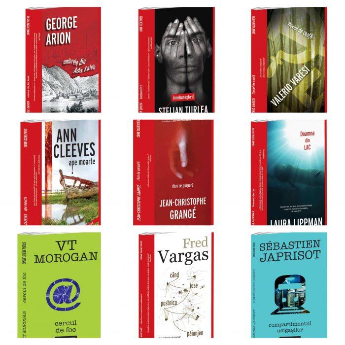 Crime Scene Press - Gaudeamus 2019 - Literaturapetocuri.ro