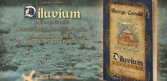 Diluvium de George Cornilă – lansare de carte - Gaudeamus 2019