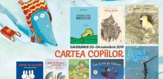 Top cele mai vândute cărţi la editura Cartea Copiilor - Gaudeamus 2019