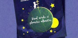 Visul verde al planetei albastre a devenit realitate - Carte de poezii