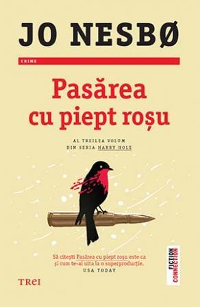 Pasărea cu piept roșu deJo Nesbø