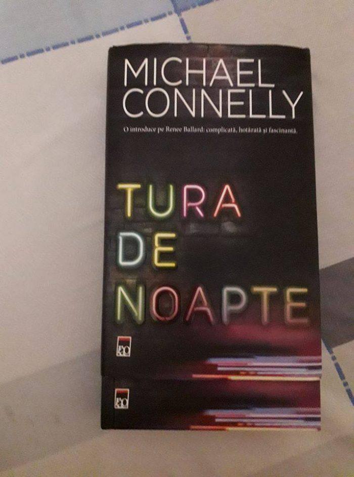 Tura de noapte de Michael Connelly