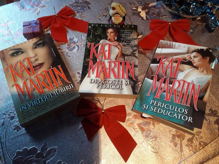 Dragoste şi pericol de Kat Martin