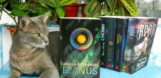 Elanus de Ursula Poznanski