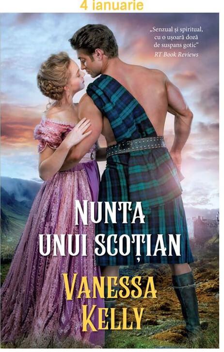 Nunta unui scoţian de Vanessa Kelly