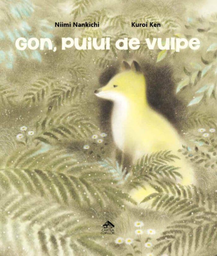 Gon - puiul de vulpe - o capodoperă a literaturii japoneze pentru copii