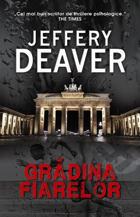 Jeffery Deaver - Listă Cărţi - gen literar mystery- thriller