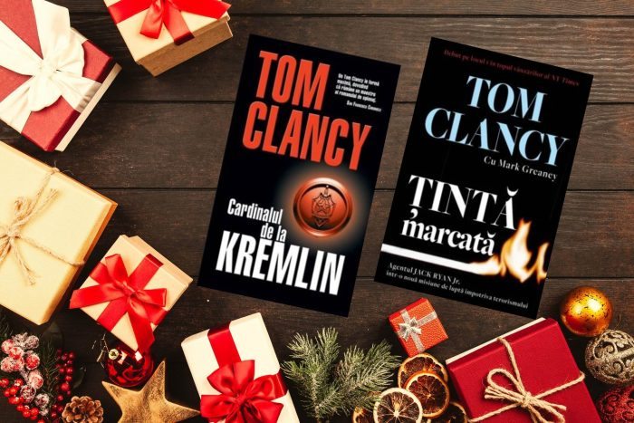 Tom Clancy - Listă cărţi - thriller