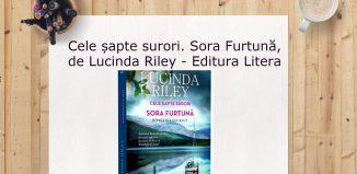 Sora Furtună de Lucinda Riley - Cele șapte surori