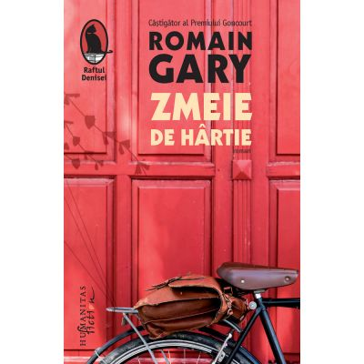 Zmeie de hârtie de Romain Gary