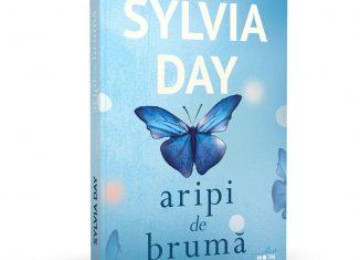 Aripi de brumă de Sylvia Day