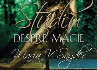 Studiu despre magie de Maria V. Snyder