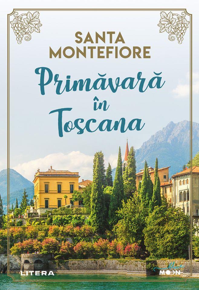 Primăvara în Toscana de Santa Montefiore