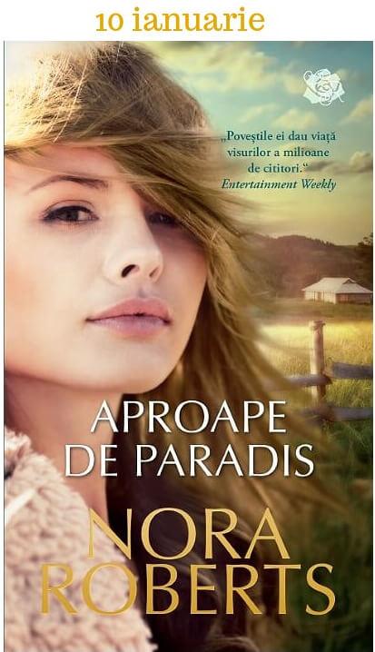 Aproape de Paradis de Nora Roberts