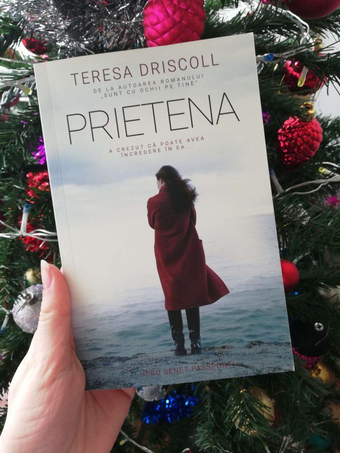 Prietena de Teresa Driscoll
