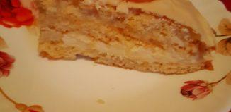 Salată de cartofi cu ton - Conopidă gratinată - Prăjitură cu cremă de lămâie și ciocolată albă