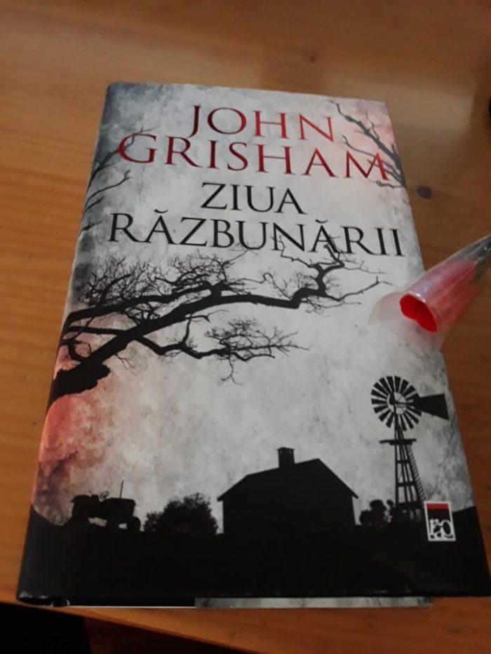 Ziua răzbunării de John Grisham