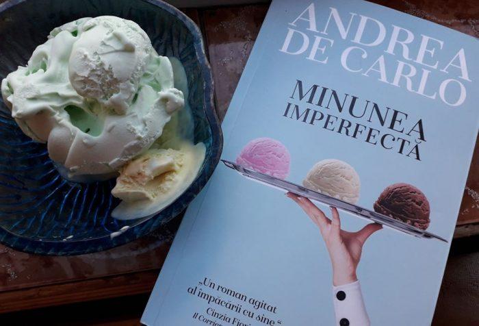 Minunea imperfectă de Andrea de Carlo