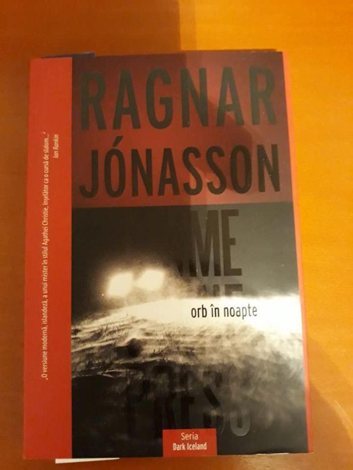 Orb în noapte de Ragnar Jonasson
