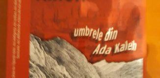 Umbrele din Ada-Kaleh de George Arion - Crime Scene Press - recenzie