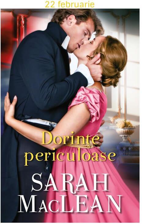 Dorințe periculoase de Sarah MacLean