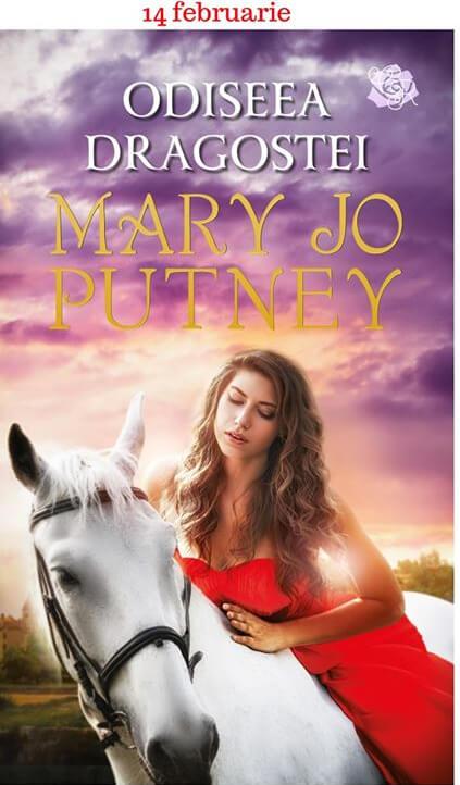 Odiseea dragostei de Mary Jo Putney