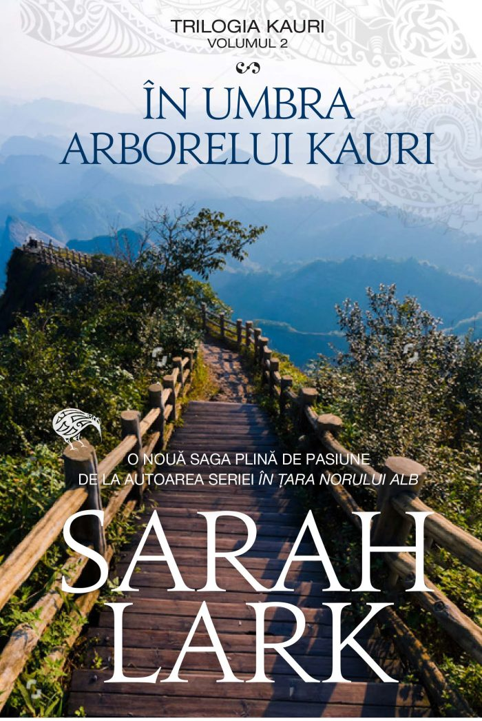 În umbra arborelui kauri de Sarah Lark