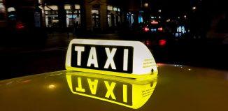 Taximetrista de la miezul nopţii de Lucian Ciuchiță