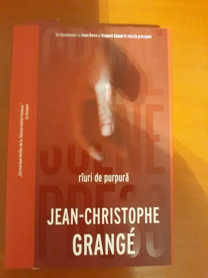 Rîuri de purpură de Jean Cristophe Grange