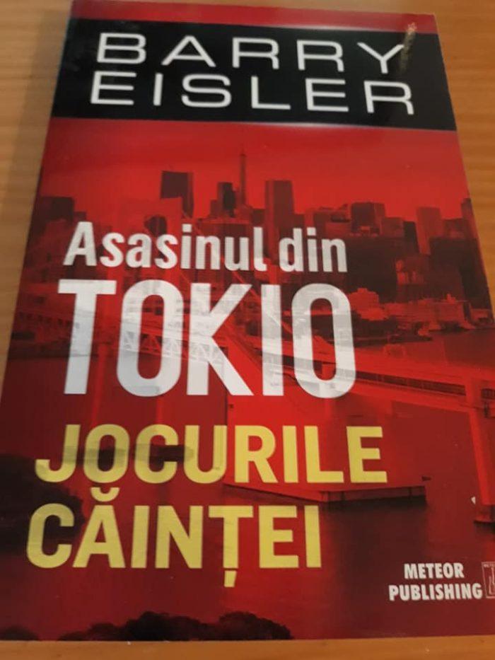 Asasinul din Tokyo - Jocurile Căinței de Barry Eisler