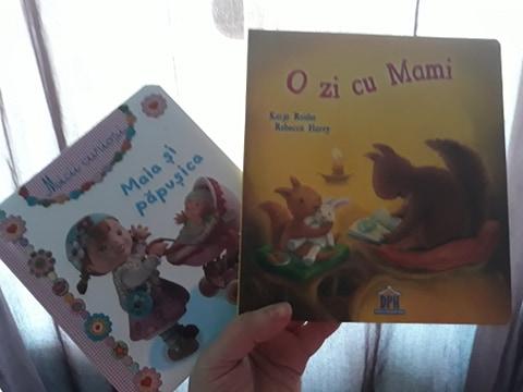 Maia și păpușica, O zi cu mami - Katja Reider și Rebecca Harry