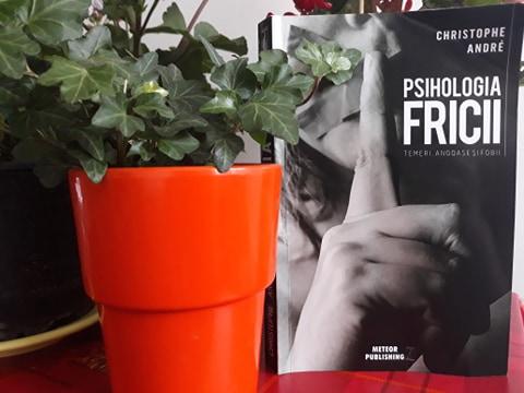 Psihologia fricii - temeri, angoase şi fobii de Christophe André